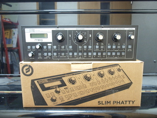 Moog Slim Phatty 5