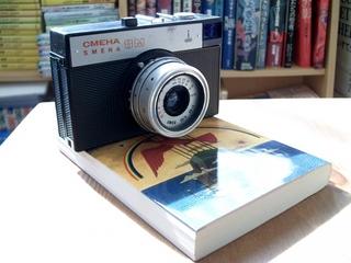 LOMO SMENA 8Mの使い方と写真1
