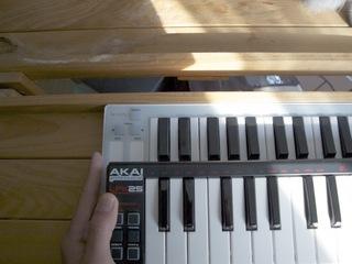 ミニミニ鍵盤4