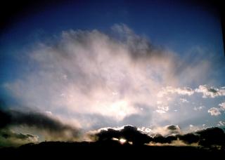 Polaroid izone 550『ヴィーナスなホタテ雲』