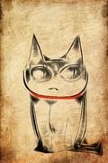 日めくり猫ら番外編・その他らくがきまとめ 2011年3月分1