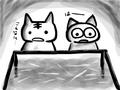 日めくり猫ら番外編・その他らくがきまとめ 2011年3月分6