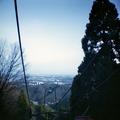Lomography Diana Mini『高尾山のリフトいいよーーーっ!』5