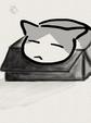 日めくり猫ら番外編・その他らくがき写真まとめ 2011年6月分9