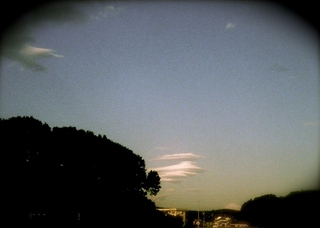 Polaroid a520,izone550『奇々怪々な雲〜〜〜〜』1