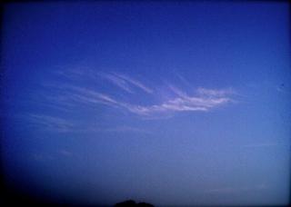 Polaroid a520,izone550『奇々怪々な雲〜〜〜〜』3