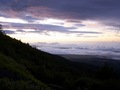 富士山5合目朝焼け1
