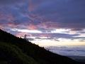 富士山5合目朝焼け3