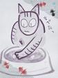 日めくり猫ら番外編・その他らくがき写真まとめ 2011年7月分4