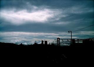 Polaroid a520,izone550『静かな気分になりそうな雲』3