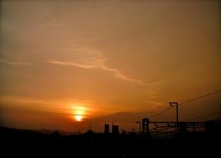 Polaroid a520,izone550『静かな気分になりそうな雲』4