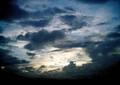 Polaroid a520,izone550『みおさめ?溶けゆく夏雲...』polaroid_a520_2
