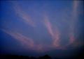 Polaroid a520,izone 550『うんにゃり雲』4