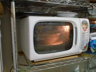 レンジ炊飯