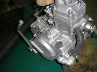 NSR50エンジンバラし2