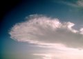 Polaroid a520『幻想的〜ぃな雲』3