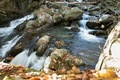 徳和渓谷滝1