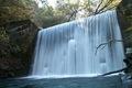 徳和渓谷滝3