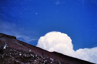 富士山雲1