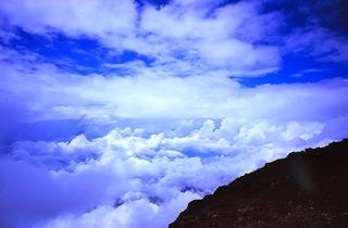 富士山雲9
