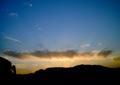 Polaroid a520『おめでたそうな雲』2