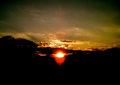Polaroid izone550『おめでたそうな雲』1