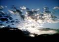 Polaroid izone550『おめでたそうな雲』2