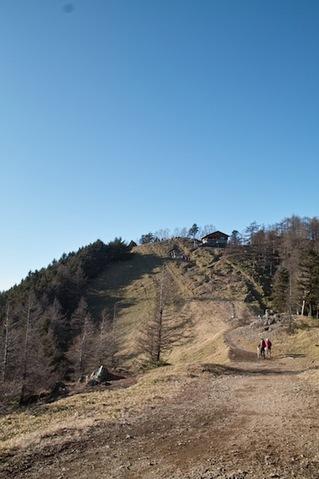 雲取山山頂4