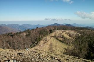 雲取山山頂5