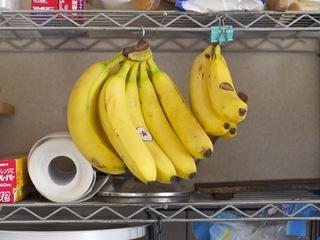 自作バナナスタンド4
