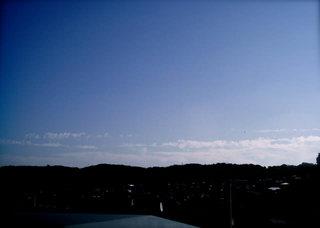Polaroid izone550『平行線な雲その1』1