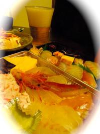 お祝い寿司