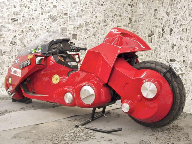 金田のバイクレプリカ2