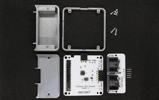 M5Stack用MIDI Module