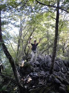 稲村岩から鷹ノ巣山03