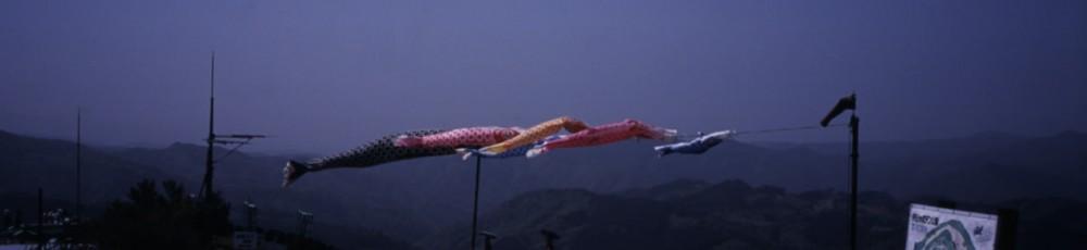KLASSE S『山よりたかい鯉のぼり(大室山その3)』