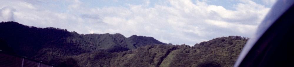 babysem『富士山チラリ…!おかえり道(朝霧高原を走り撮り!その6)』
