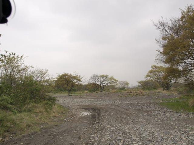 猿ヶ島オフロードコースルート10