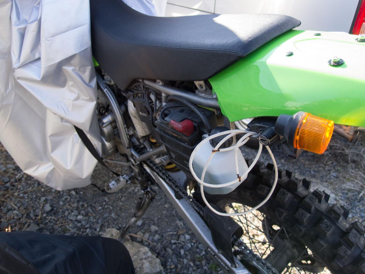 ナンバー 灯 バイク