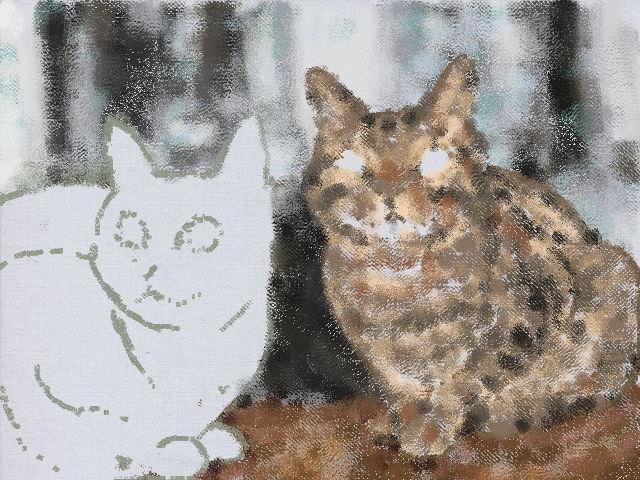 Nintendo 3DS LL_Cat Sketch_20130602.jpg