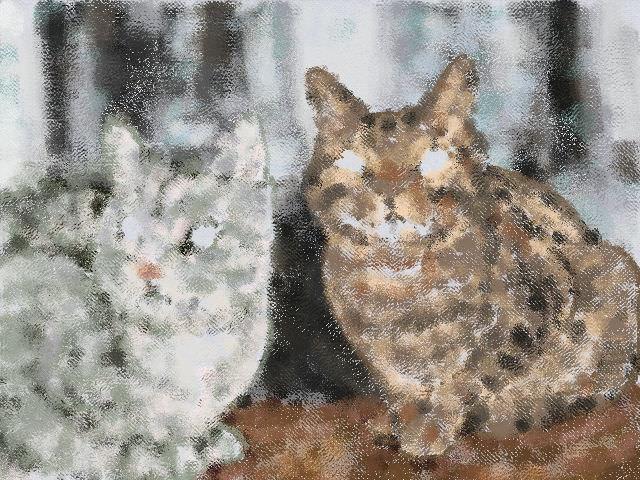 Nintendo 3DS LL_Cat Sketch_20130604.jpg