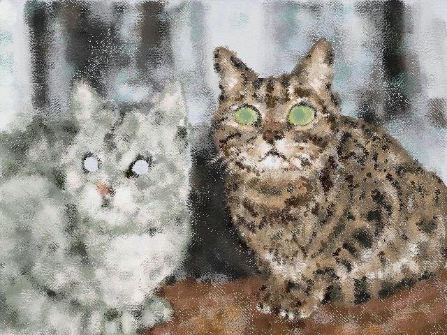 Nintendo 3DS LL_Cat Sketch_20130612.jpg