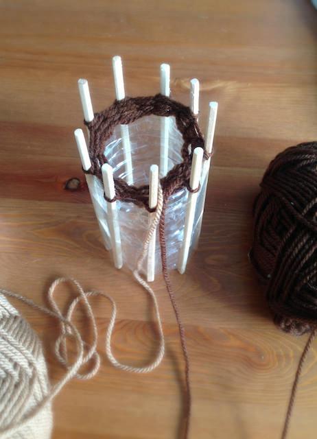 Spool Knitting Stripes Kitchen Sponge_1-2.jpg