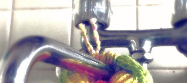 Spool Knitting Stripes Kitchen Sponge_2-1.jpg