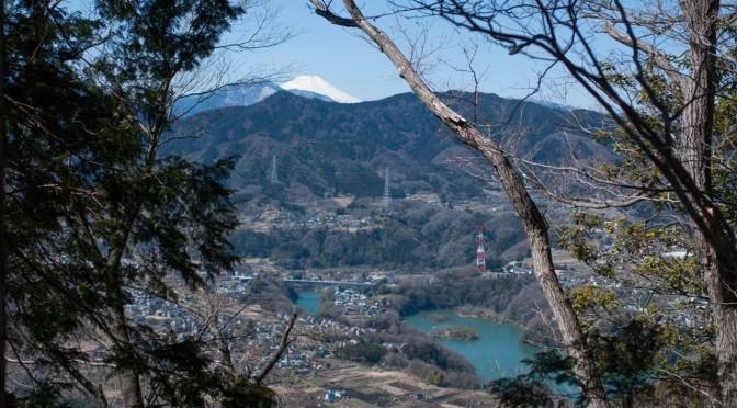 高尾から城山湖をぐるっとダイジェスト(K-7+FA35)
