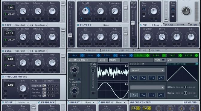 派手めに吹っ飛ぶ爆発音(効果音作り方ミニ解説)Explosion 2 Sound Effect
