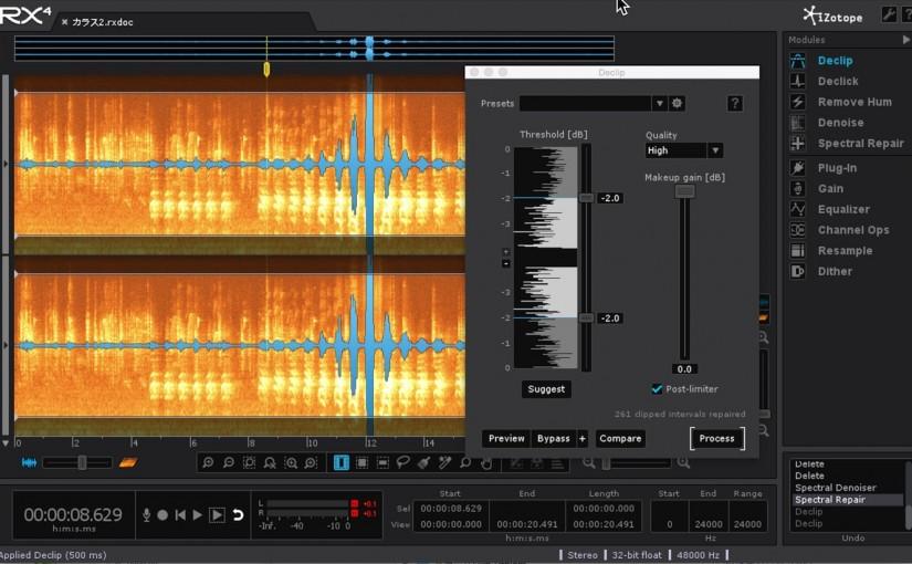 スズメとカラス(録音 効果音ミニ解説) Crow and Sparrows Recording Sound Effect