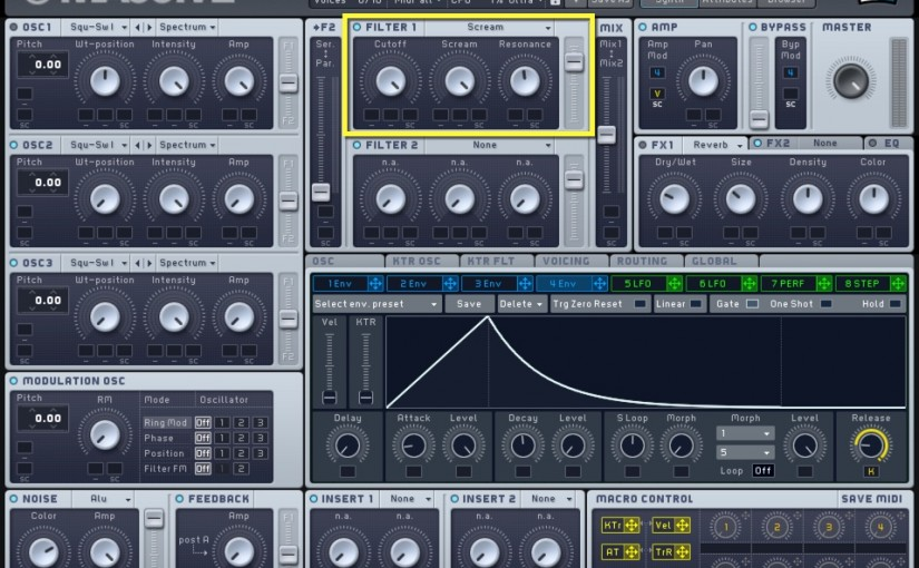 石化の魔法(効果音ミニ解説) Petrify Sorcery Sound Effect