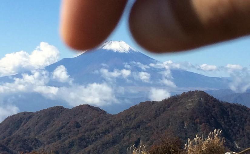 青根登山口〜蛭ヶ岳 登山 -4-(PENTAX K-7+DA18-135)