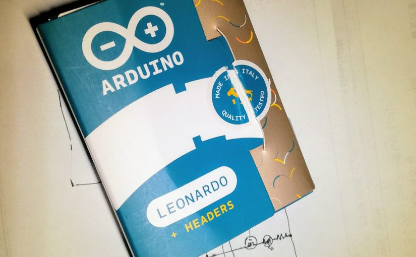 Arduino Leonardが予想以上に便利
